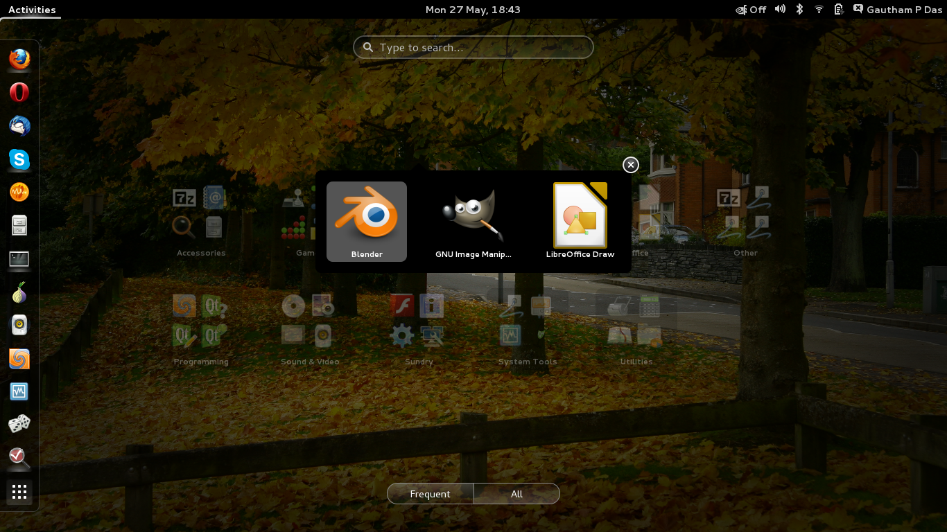 gnome-3.8-graphics-apps